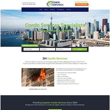 DH Condo Services