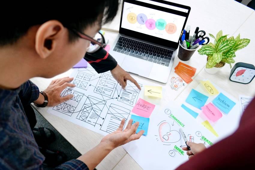how to improve website UX