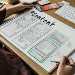 Content and the web design process